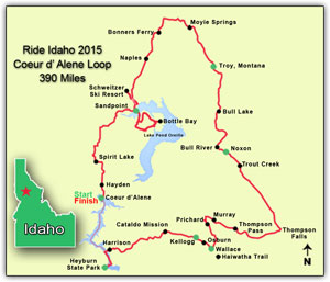 Ride Idaho 2015